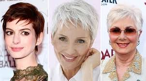 Nejlepší účesy Pro ženy S Kulatým Obličejem Po 40 Roku života