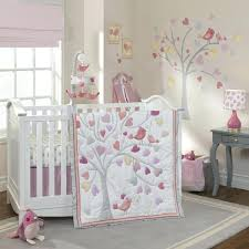 love birds baby bedding crib set