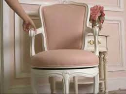 shabby chic office furniture. Vintage Shabby Chic Style Swivel Office Chair In Pink And White! Furniture R