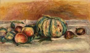 Fichier:Pierre-Auguste Renoir - Still Life with Melon (Nature morte au  melon) - BF966 - Barnes Foundation.jpg — Wikipédia