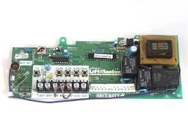 garage door receiverLiftMaster Commercial Garage Door Opener Medium Duty Control Board
