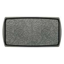 mainstays oxford boot tray mat