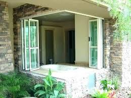 bi fold glass patio doors folding glass patio doors unique door and closet bi fold or bi fold glass patio doors