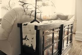 burlap furniture. Spooky Burlap Table Runner Furniture
