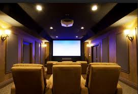theater room lighting. Home Theater Soundproofing Room Lighting