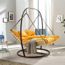 basket chair large double hammock couple indoor balcony outdoor rattan swing hanging basket chair double basket