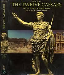 Twelve Caesars 9780140054163 The Twelve Caesars Illustrated Edition Paperback