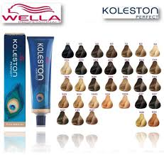 8 65 Gbp Wella Koleston Perfect Pure Naturals Range