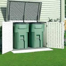 diy outdoor trash can holder garbage can storage shed outdoor trash outdoor garbage can storage outdoor garbage storage shed plans
