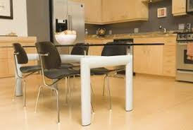 the wetjet may be used on laminate flooring with care