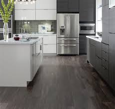 grey vinyl plank flooring kitchen twobiwriters pertaining to proportions 1046 x 992