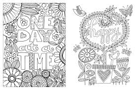 Small Picture Posh Adult Coloring Book Inspired Garden Soothing Designs for Fun