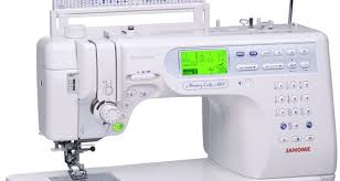 Janome 6600 Sewing Machine