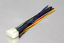 eclipse car radio stereo 16 pin wire harness connector ebay Harness Wire For Car Stereo image is loading eclipse car radio stereo 16 pin wire harness wire harness for pioneer car stereo