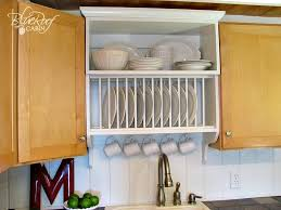 diy plate rack the best way to stack your plates