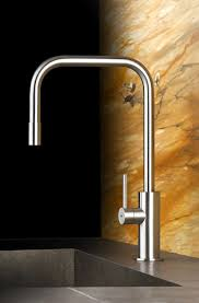 fancy contemporary kitchen faucets  home designing inspiration