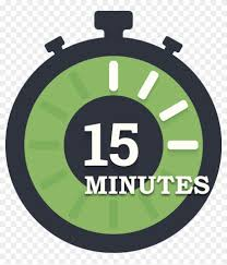 Timer Fifteen Minutes 10 Minute Clock Clipart Clipart Images Gallery For Free