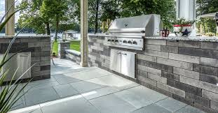how to select a retaining wall that works with your danbury ct greenwich ct bluestone patio
