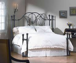 living impressive white metal queen bed 20 wrought iron headboard with bedroom images brass headboards frames
