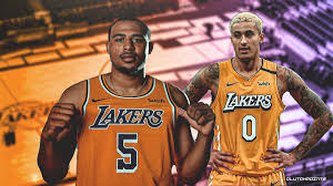 Memes and gifs about athletic excellence. Lakers News Hilarious Talen Horton Tucker Kyle Kuzma Memes Emerge