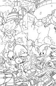 Sonic the hedgehog, often simply known as sonic, is the title character from the video game series named sonic the hedgehog, released by the japanese video game developing company sega. Kids N Fun Com 20 Coloring Pages Of Sonic X