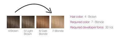 How To Choose Right Developer For Hair Color Glamot Com