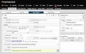 Asset Management Software Web Help Desk