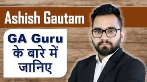 Ashish Gautam Biography in hindi | GA Guru Ashish Gautam Biography | Ashish  Gautam Success Story - YouTube