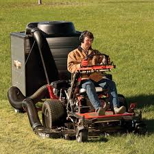 riding mower leaf vacuum.  Riding DR Leaf And Lawn Vacuum Reconditioned On Riding Mower