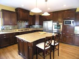 kitchen designs dark cabinets.  Designs Light Wood Floors With Dark Cabinets Kitchen Designs  In A Small Hardwood  And K
