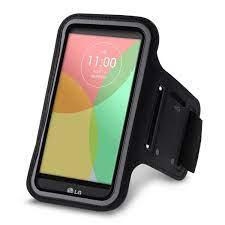 Sport armband LG L Bello zwart ...
