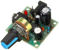 ILS - <b>LM386 Mini DC 3V</b> To 12V Amplifier Board Signal: Amazon.co ...