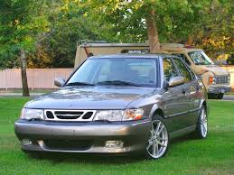 2002 Saab 9-3 Viggen 1/4 mile Drag Racing timeslip specs 0-60 ...