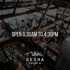 Geisha is a botanical variety of the arabica coffee and is priced markedly higher than other great specialty coffees. Gesha Coffee Co Fremantle Wa Reviews Opening Hours Location Photos