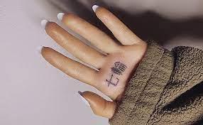 二 週間 で 消える タトゥー