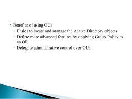 1 2 Active Directory