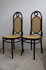 Bentwood Dining Table Art Nouveau Bentwood Dining Chairs From Salvatore Leone Set Of 2
