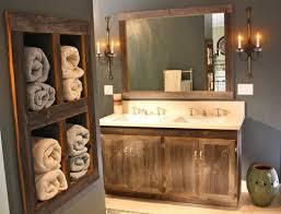 Diy Bathroom Mirror Choose The Rustic Bathroom Mirror Frame Style Modern Home Ideas