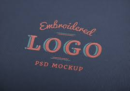 Latest free and premium mockups. Embroidered Logo Mockup Graphicburger