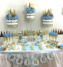 Prince Baby Shower Ideas Part  26 Little Prince Baby Shower Cake Prince Themed Baby Shower Centerpieces
