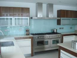 Tempered Glass Credence for kitchen