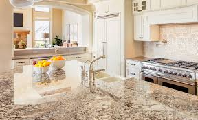 White Spring Granite Kitchen Strong Accent Of White Spring Granite For Kitchen Ralph Reddig