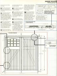 garage door plans garage door plans