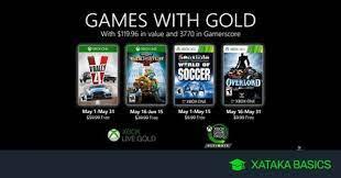 Descargar juegos de xbox 360 gratis cerrado denunciar. Juegos De Xbox Gold Gratis Para Xbox One Y 360 De Mayo 2020
