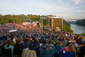 Artpark Amphitheater Seating Chart Venue Info Facilities Overview Western New Yorks