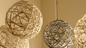 Paper Mache String Lights Diy Christmas String Ornaments And Lanterns