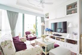 Small Picture House Tour Elegant country style apartment in Pasir Ris Home