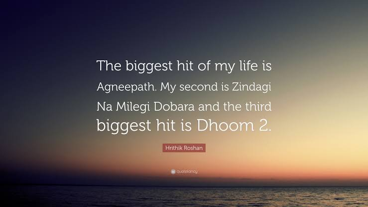 quotes on zindagi na milegi dobara