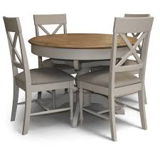 charlotte round dining table 4 chairs charlotte dining table