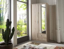 mirror effect furniture. German Made Oak Effect 2 3 4 Door Wardrobes With Mirror And Drawers Furniture A